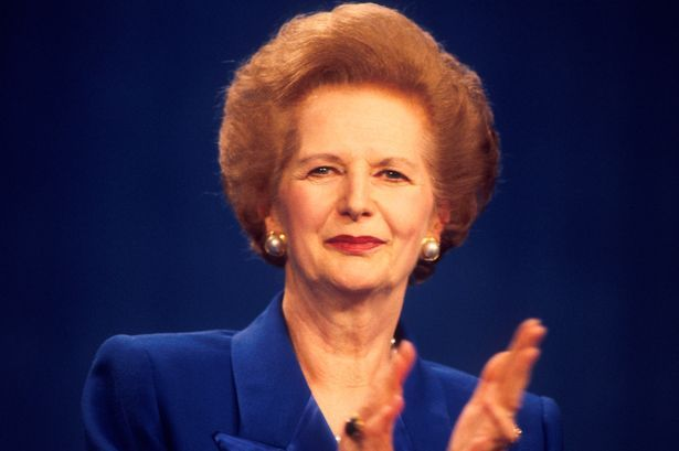 Margaret Thatcher makes a mystery donation to the Tory Party - three years after she died #margaret #thatcher #makes #mystery #donation…