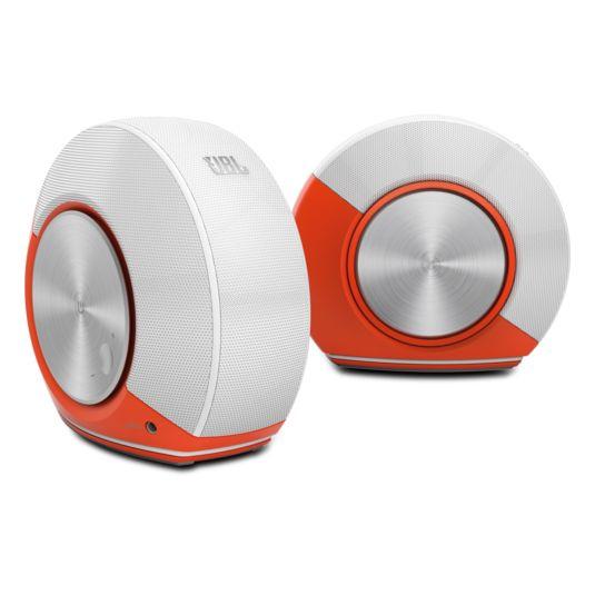 JBL Pebbles - Plug and play 2.0 audio system