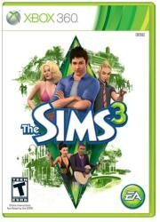 Electronic Arts The Sims 3. (Xbox 360)