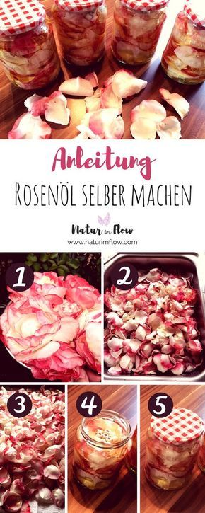 Rosenöl selber machen_4