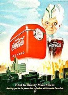 1000  images about Soda Ad's on Pinterest | Sodas, 1950s ads and ...