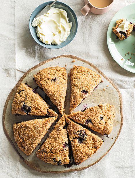 Blueberry & Buttermilk Scones