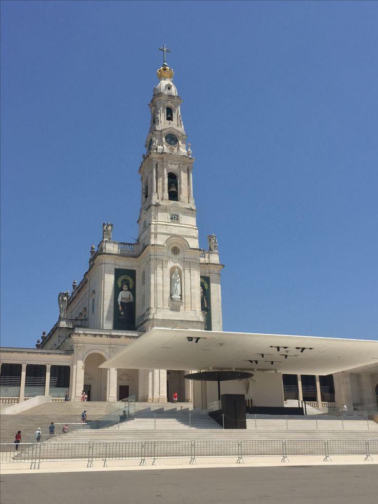 Fatima, Sanctuario de Fatima