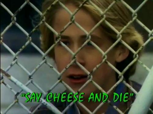"""Ryan Gosling: Goosebumps """"Say Cheese & Die"""""""