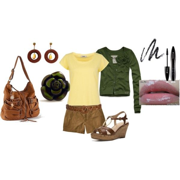 Love hunter green.Sapple324, Spring Summe Style, Hunters Green, Springsummer Style, Polyvore, Style Closets, Style Ideas
