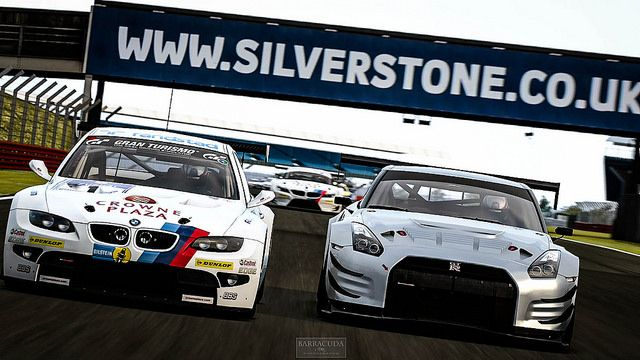 Silverstone Grand Prix Circuit  GT3 cup
