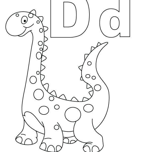 Letter D Preschool Worksheets Inspirational D Coloring Pages Letter Concept Of Letter L Coloring Pages Abc Coloring Pages Dinosaur Coloring Pages Abc Coloring