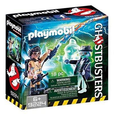 Chollo en Amazon España: Figuras Playmobil de Spengler y Fantasma por solo 8,38€ (un 23% de descuento del precio de venta y precio mínimo histórico)