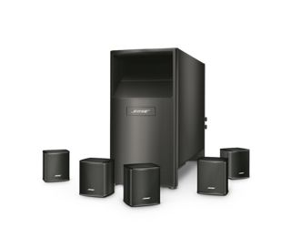 Acoustimass® 6 Series V home theater speaker system #hometheater