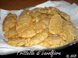 ITALIANS DO EAT BETTER: FRITTELLE DI CAVOLFIORE