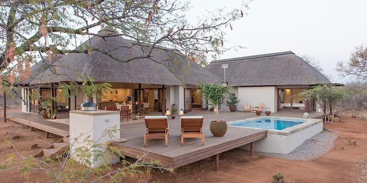 Lethabo Safari Lodge   Limpopo Luxury