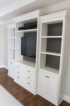 Entertainment Center Design Ideas, Pictures, Remodel, and Decor – page 12