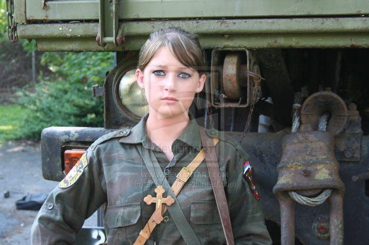 Arkan's Tigers (Serbian Volunteer Guard) Bosnia by ...