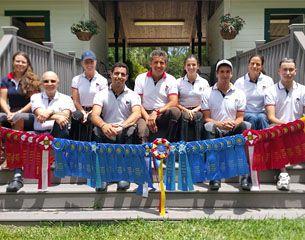 Piaffe Performance Team Celebrates Another Successful Florida Season | eurodressage