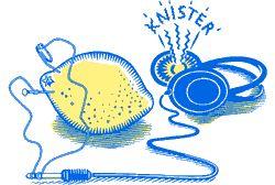 Die #Zitronenbatterie: Kaum zu glauben, in den kleinen Früchtchen stecken nicht nur Vitamine - ihr könnt mit ihnen auch #Strom erzeugen! #geolino #experiment #zitrone
