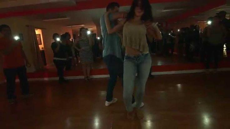 Daniel and Desiree - Bachata at Ferocity Dance Company