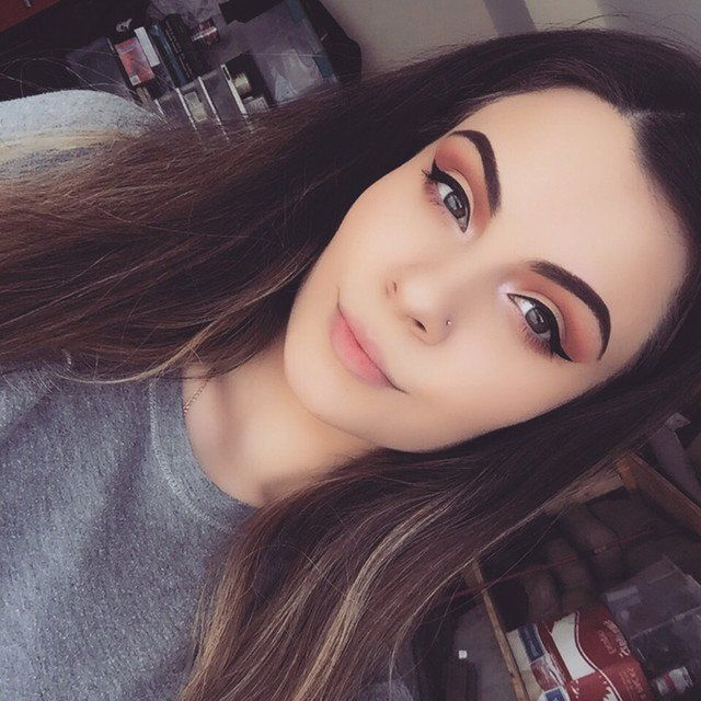 Another simple one by Cristina1019. Upload your look to gallery.sephora.com for the chance to be featured!