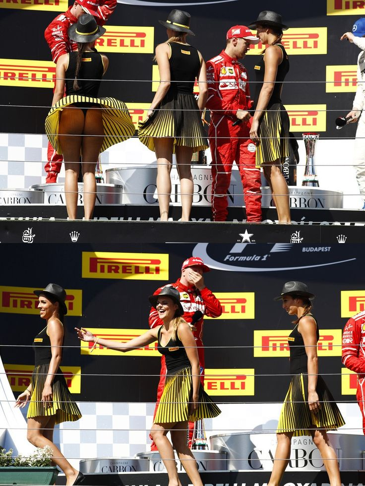 Whoops Hungarian GP   F1 2017