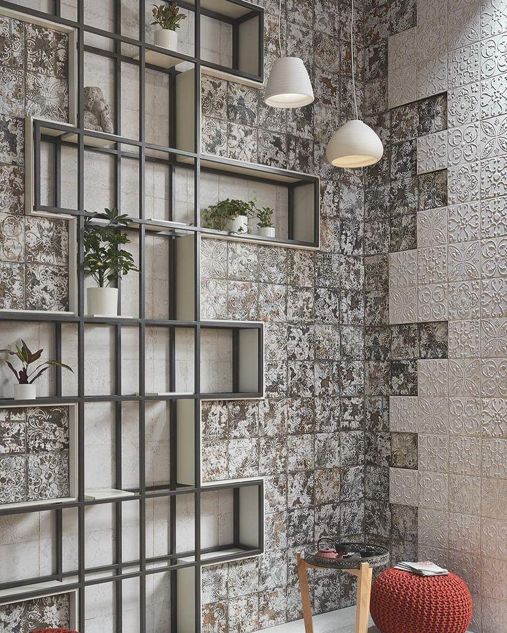 Original rincón con lámparas suspendidas fabricadas en cerámica con iluminación LED.  #diseño #design #interiordesign #led #tendencia #instadecor #cool #ceramica #decolovers #picoftheday #style #deco #decoracion #iluminacion