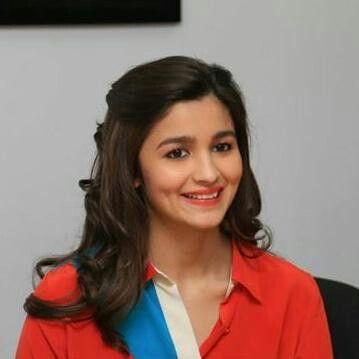 Alia Bhatt...her smile