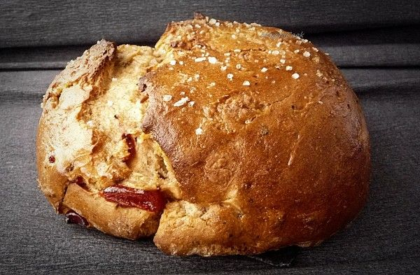 Финский пряный рождественский хлеб - Mausteinen Joululimppu
