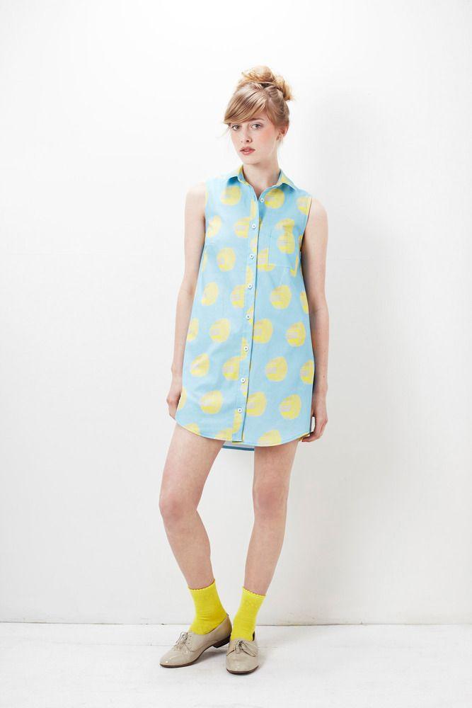 Lemonade dress :)