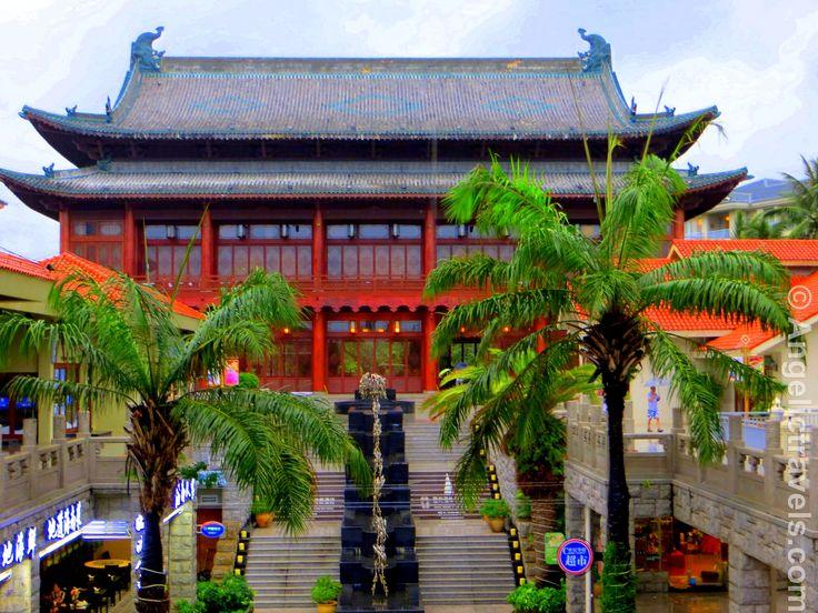 Hainan Island Huayu Resort The Summer Palace Of Sanya