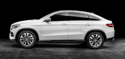 2018 Mercedes GLE Coupe Changes