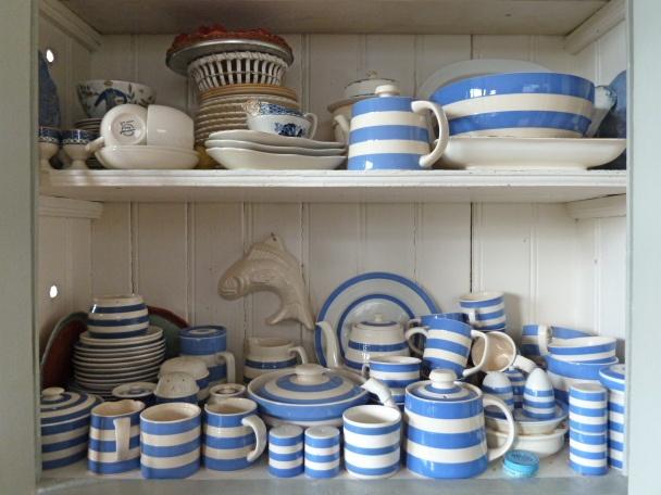Cornishware & 93 best Cornish Ware images on Pinterest | Cornishware Kitchen ...