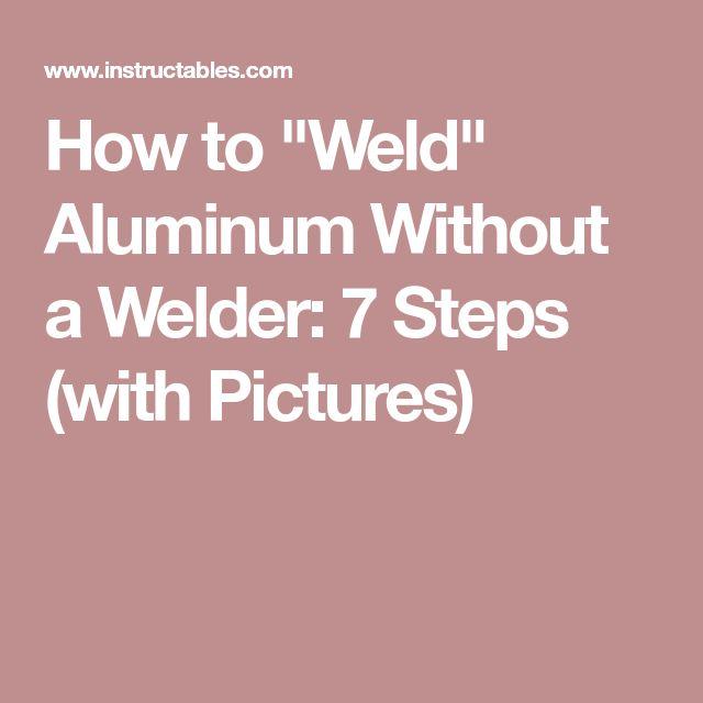 The 25+ best Aluminum welder ideas on Pinterest Welding aluminum - welders resume