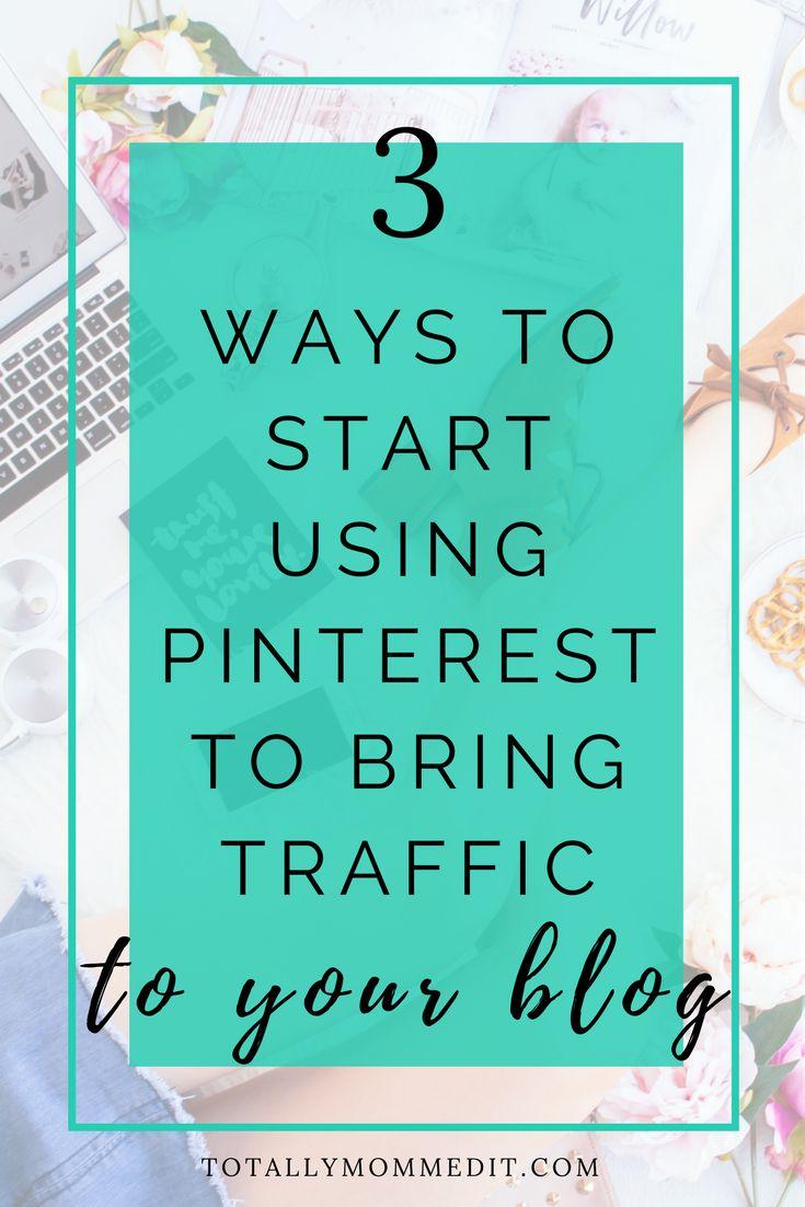 Use Pinterest to Increase Blog Traffic; Use Pinterest Unpuzzled to Drive Blog Traffic