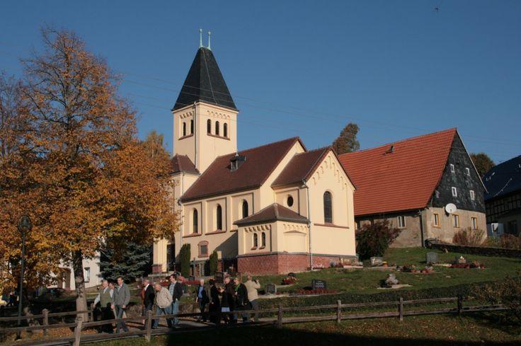 Denkmalhof Schlagwitz in Waldenburg, Sachsen