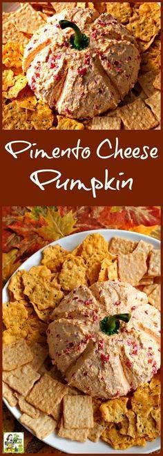 Try this healthy gl Try this healthy gluten free party...  Try this healthy gl Try this healthy gluten free party appetizer recipe - Pimento Cheese Pumpkin. Its perfect for fall Halloween or Thanksgiving entertaining. Click to get this fun quick and easy to make appetizer! Recipe : http://ift.tt/1hGiZgA And @ItsNutella  http://ift.tt/2v8iUYW