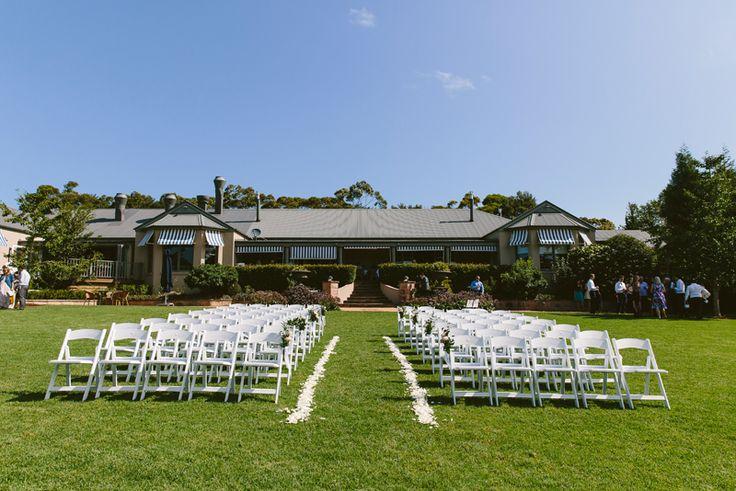 Bells At Killcare Central Coast Wedding Ceremony. Image: Cavanagh Photography http://cavanaghphotography.com.au