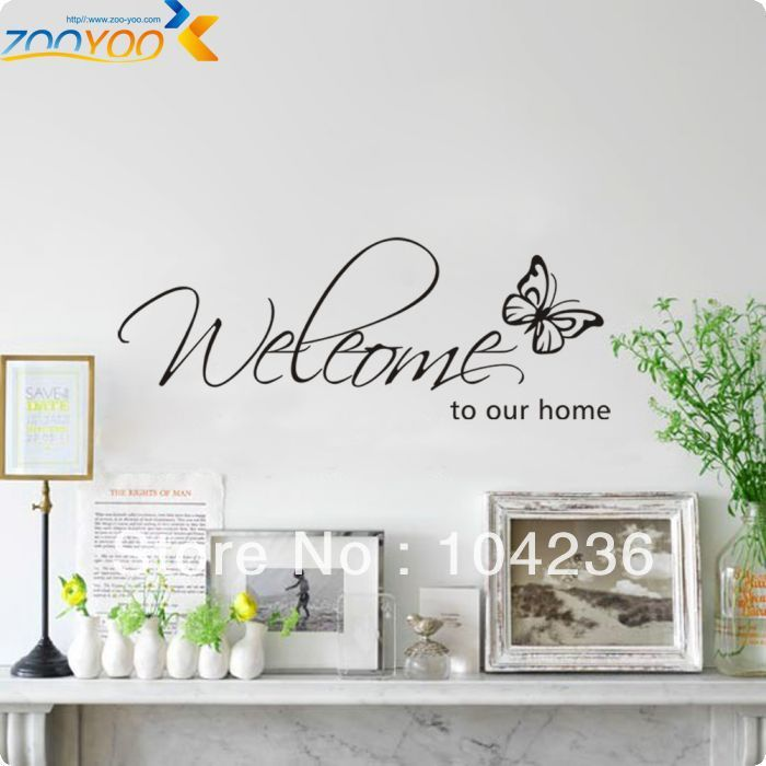 Wall Stickers on AliExpress.com from $4.99