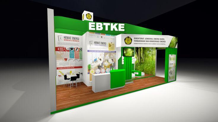 Desain & Produksi Booth Stand Pameran   mandiricitra.com