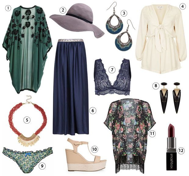 Get The Look – Girls Girls