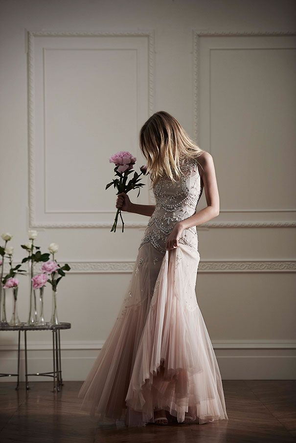 NET-A-PORTER: NEEDLE AND THREAD BRIDAL COLLECTION