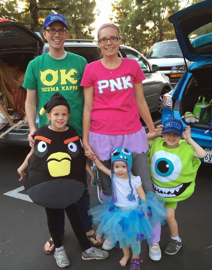 monsters university family theme halloween costumes - Sully Halloween Costumes Monsters Inc