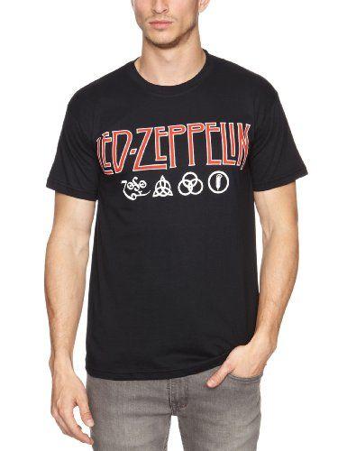 Led Zeppelin logo camiseta #camiseta #realidadaumentada #ideas #regalo