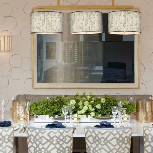 Deluxe dining room tendencies today || Get into in among the finest pieces at home and follow the newest designs in the web || #interiordesign #luxuryfurniture #luxuryroom || Read more: http://homeinspirationideas.net/category/room-inspiration-ideas/dining-room/