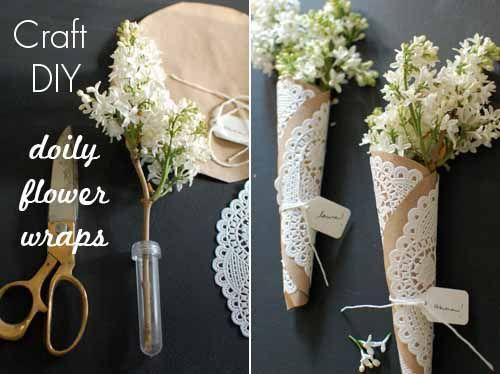 Wedding Confetti Cornucopia
