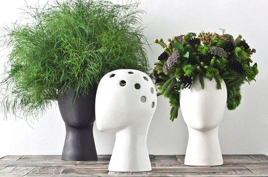 Vázák, ahogy Tania da Cruz képzeli