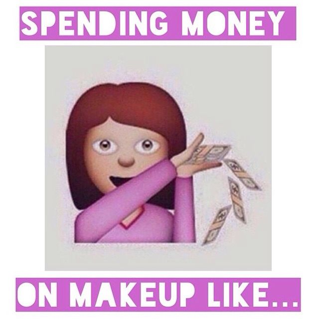 Image result for throwing money to sephora