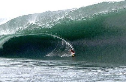 Heaviest wave in the world? Yeah.. probably..