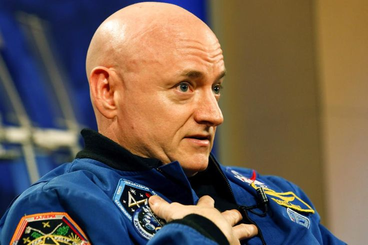 Scott Kelly: Astronaut to Retire After Year in Space