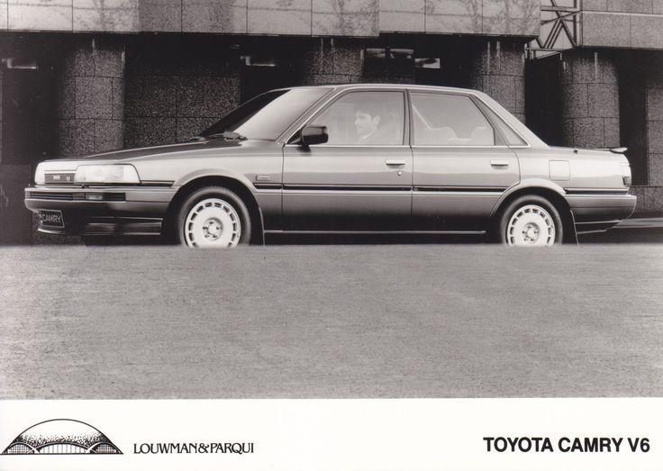 Toyota Camry V6 Sedan (importer photo, NL)