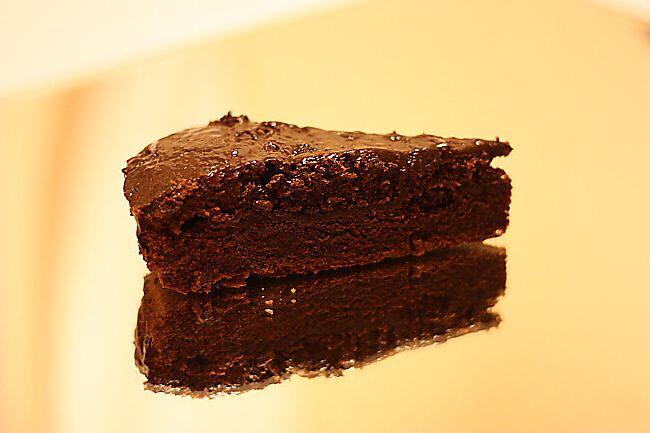 Nejčokoládovější čokoládový dort