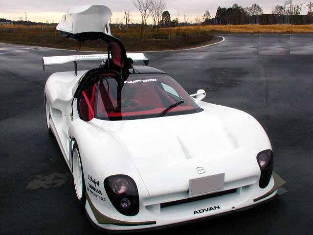 Amemiya Mazda AZ-1