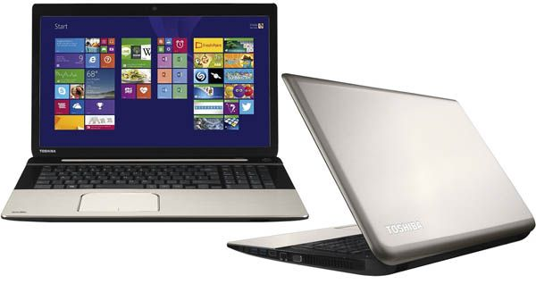 Toshiba Satellite L70-B-12T – laptop performant Toshiba